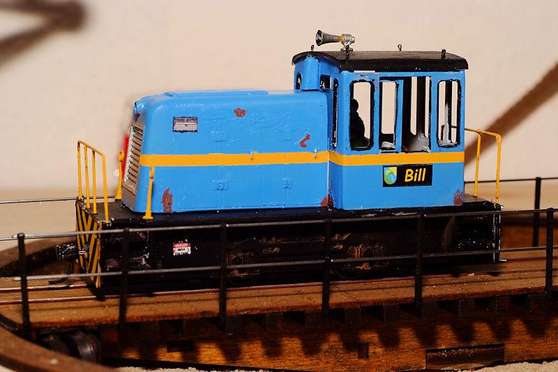 GEC Diesel Lok Teil 4 Mein Modellbahn Blog